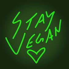 StayVegan Kullanıcı Profili