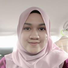 Aini Suhailah User Profile