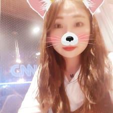 Profil utilisateur de Gahee
