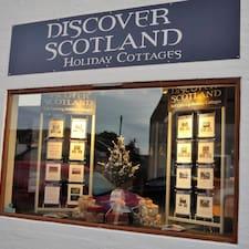 Discover Scotland User Profile