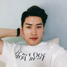 Perfil do usuário de Jaehoon