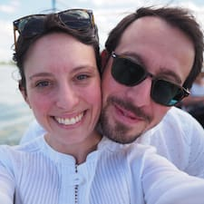 Profil utilisateur de Marian & Mathieu