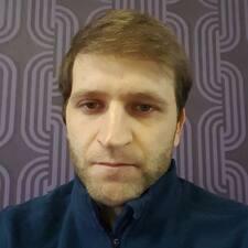 Profil utilisateur de Serghei