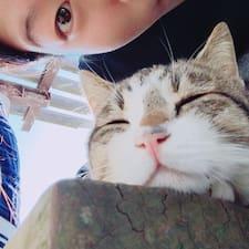 Profil utilisateur de Jiaming