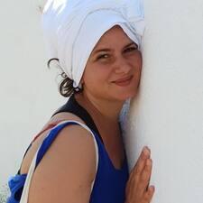 Karima felhasználói profilja