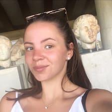 Profil utilisateur de Ines
