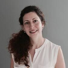 Anne-Sophie用戶個人資料
