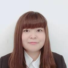 Gebruikersprofiel Yukako