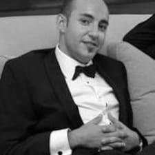 Profilo utente di Tarek