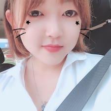 贺璇 felhasználói profilja