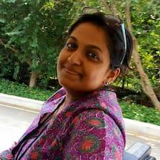 Profil utilisateur de Deepa