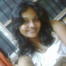 Profil utilisateur de Malathi