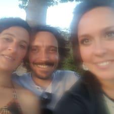 Användarprofil för Giulia,Marta &Daniele