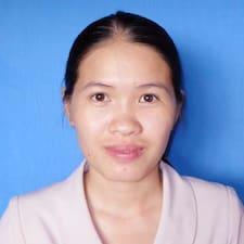 Suong User Profile