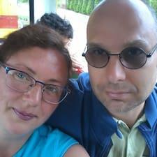 Henkilön Bernd + Lena käyttäjäprofiili