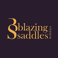 Blazing Saddles Holidays Brugerprofil