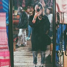 Thanh felhasználói profilja