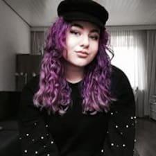 Profil utilisateur de Romy