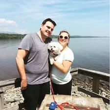 Sara & Mark - Uživatelský profil