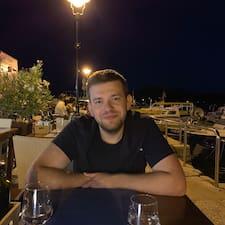 Profilo utente di Oleksii