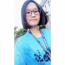 Gebruikersprofiel Ying Ying