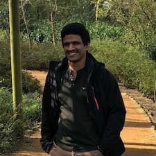 Prashanth Reddy User Profile