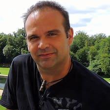 Ludovic felhasználói profilja