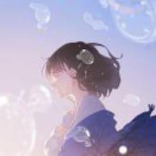曦雯 felhasználói profilja
