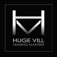 HugeVill Leasing felhasználói profilja