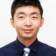 Guoliang felhasználói profilja