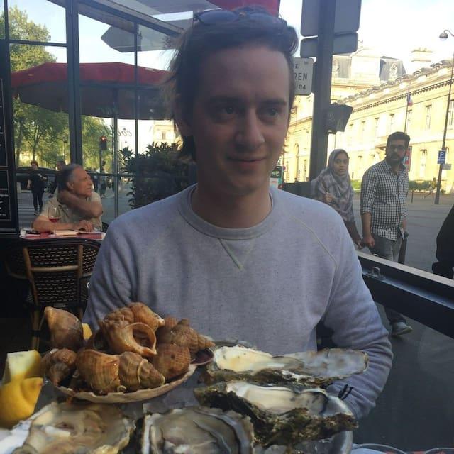 Το προφίλ του/της Christophe