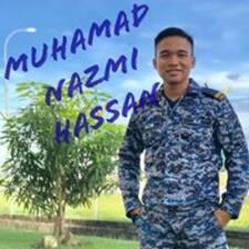 Profil utilisateur de Nazmi
