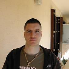 Profil Pengguna Cyril Sebastien