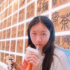 玟琦 felhasználói profilja