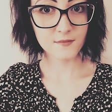 Profil Pengguna Natálie