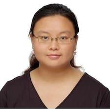 Användarprofil för Liang