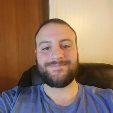 Jordan felhasználói profilja