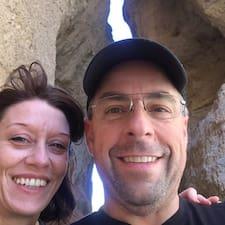 Greg & Sheri Brukerprofil