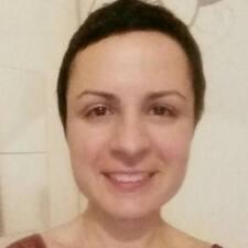 Enrica felhasználói profilja