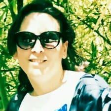 Lamara felhasználói profilja