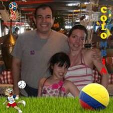 Gebruikersprofiel Carlos Andres