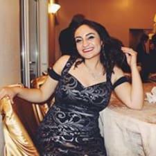 Profil korisnika Lirio Madeleine