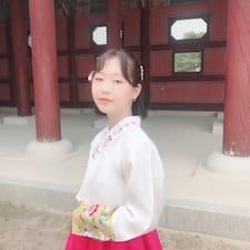 Gebruikersprofiel Yunji