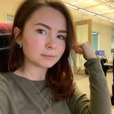 Viktoriia的用戶個人資料