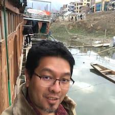 Profil Pengguna Mohd Reza