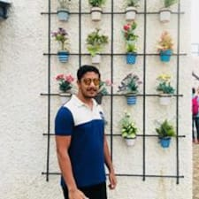 Pushkar felhasználói profilja