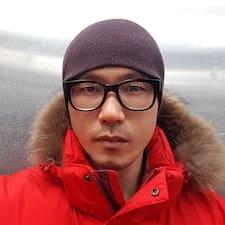 Nutzerprofil von Seungmin