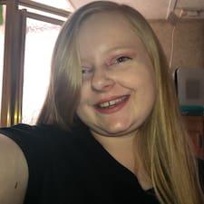 Alex Anna felhasználói profilja