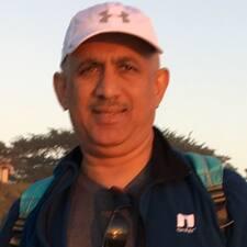 Liji felhasználói profilja