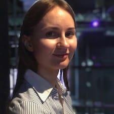 Profil utilisateur de Lyutsiya
